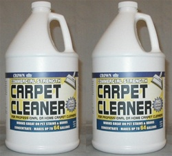 Carpet Cleaner 2 Gallon Pack
