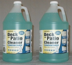 Deck and Patio Cleaner 2 Gallon