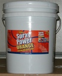 Spray Power Orange 5 Gallon Bucket