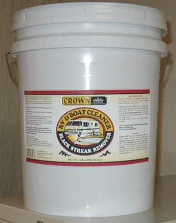 Rv Amp Boat Cleaner 5 Gallon Bucket