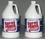 Spray Power 2 Gallon Pack