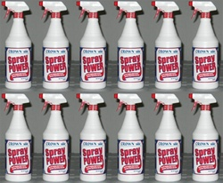 Spray Power 12 Pack