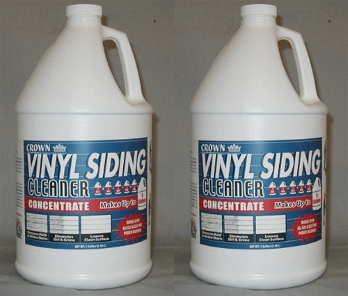 Vinyl Siding Cleaner 2 Gallon Pack