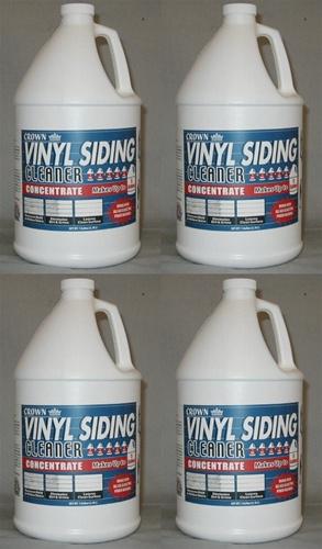 vinyl siding cleaner 4 gallon pack