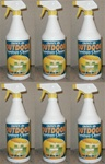 Outdoor Furniture Cleaner 6 Pack