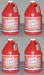 Spray Power Orange 4 Gallon Pack