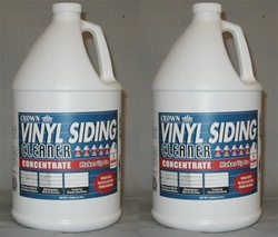 vinyl siding cleaner vinyl siding cleaner 2 gallon pack 28989